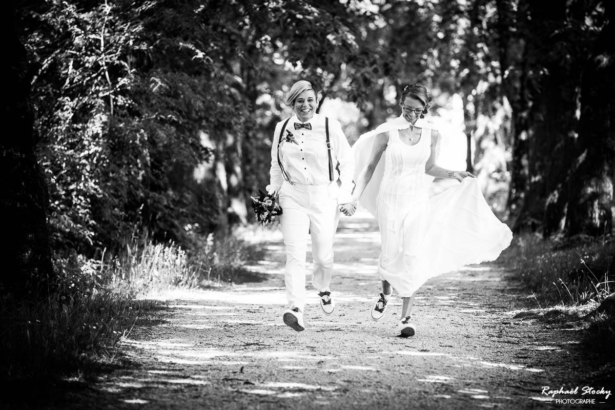 Mariage Coline de Sion