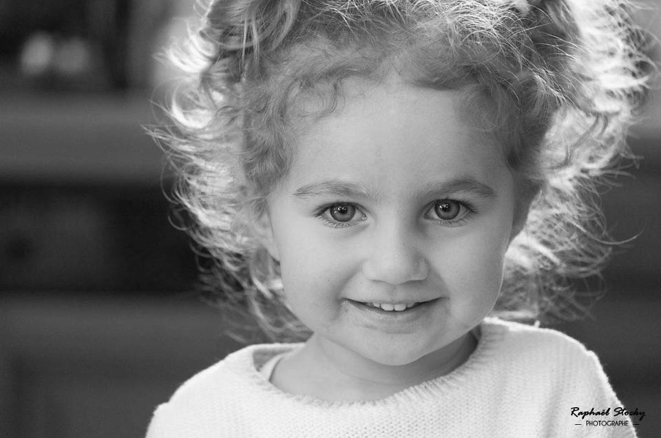 Portrait enfant Chaligny photographe professionnel